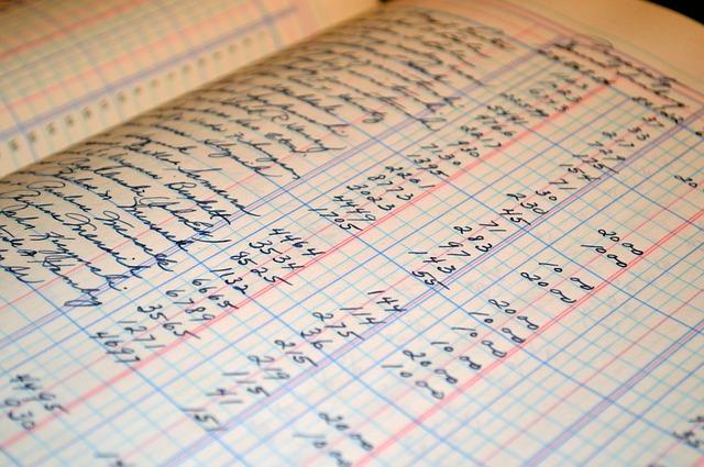 účetní kniha
