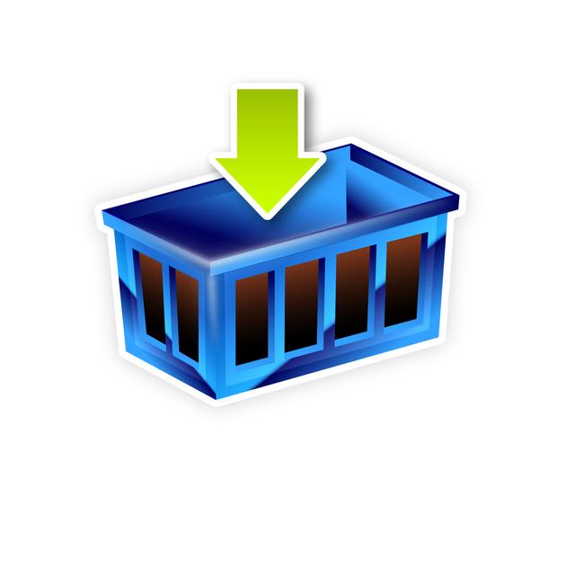plastová přepravní krabice